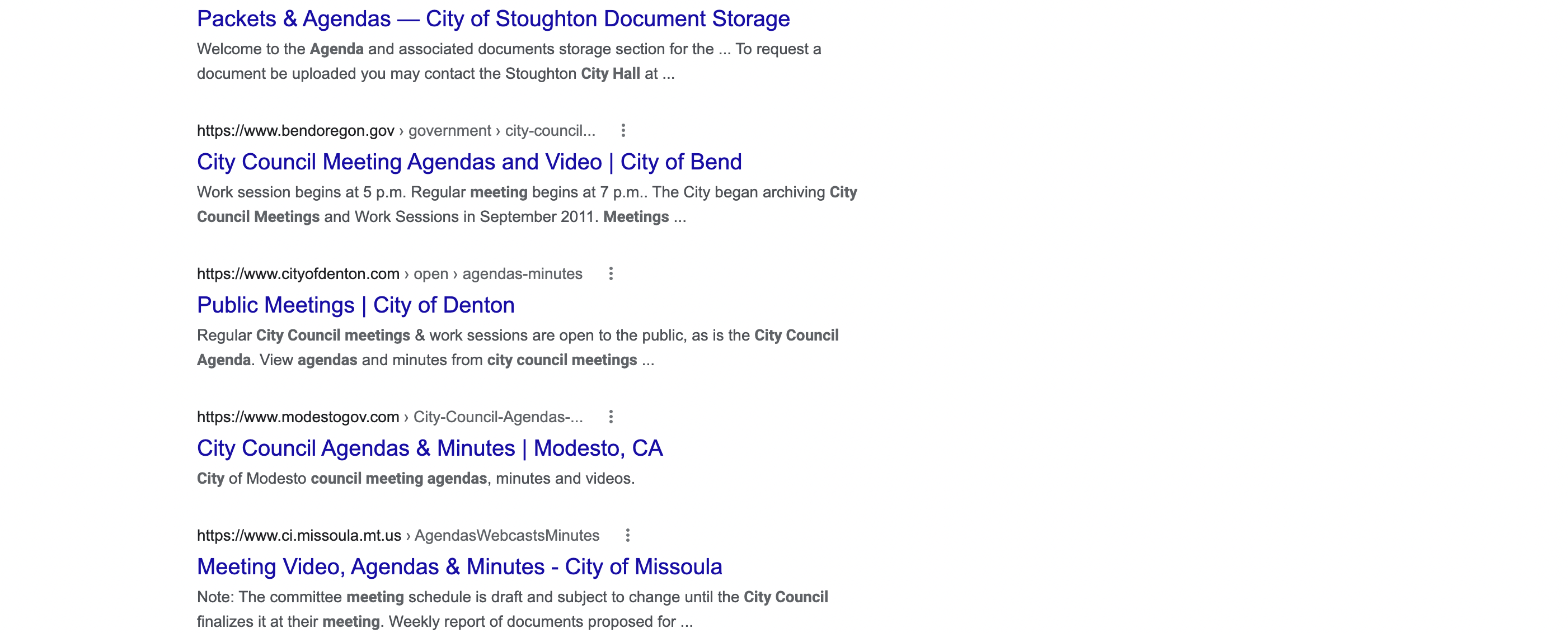 City Councial Meeting Google Search